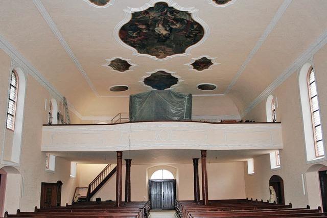 Schon 75 500 Euro für die Kirche