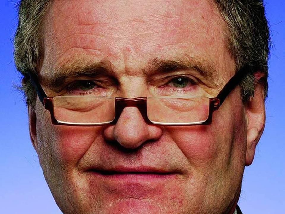 Nikolaus von Gayling erhielt bei der N...ammlung 16 von 17 abgegebenen Stimmen.  | Foto: Privat