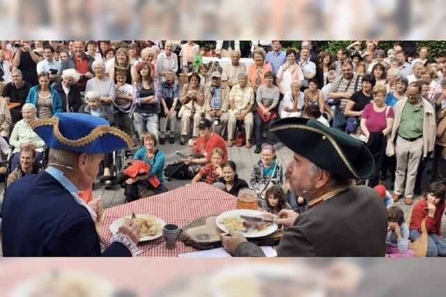 Ettenheimer Stadtfest lockt Tausende ins Rohanstädtchen