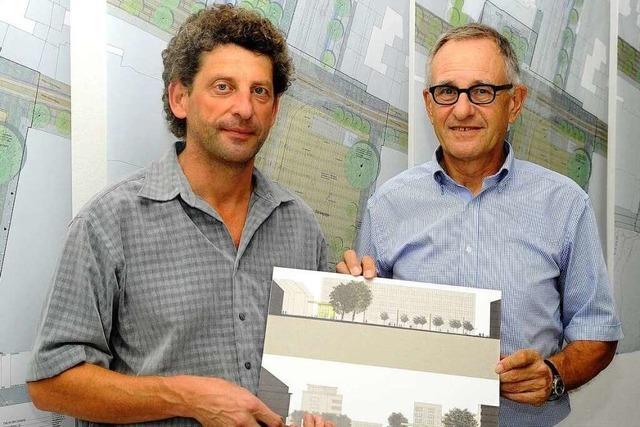 Die Architekten zum Umbau des Platzes der Alten Synagoge