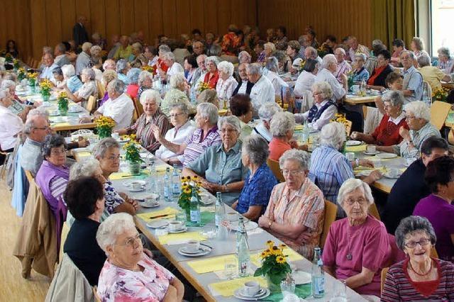 Senioren-Sommeraktion: Ein vielversprechender Auftakt