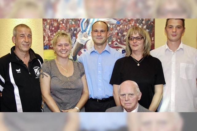 FC Friedlingen vollzieht einen Generationswechsel