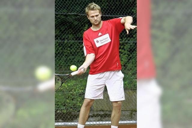 RW Tiengen unterliegt Top-Teams