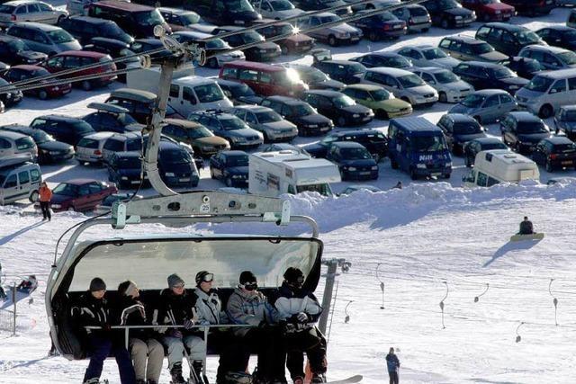 Feldberg muss Parkhaus ausschreiben – europaweit