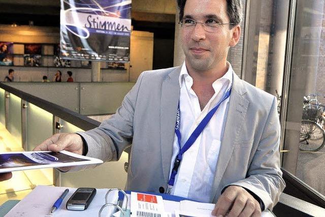 Sven Jakobson: Die neue Stimme der Burghof GmbH