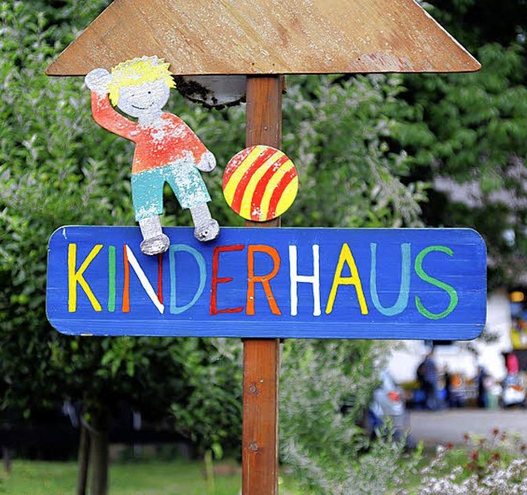 Das Kinderhaus  gibt es seit 1953.  | Foto: Ingo Schneider
