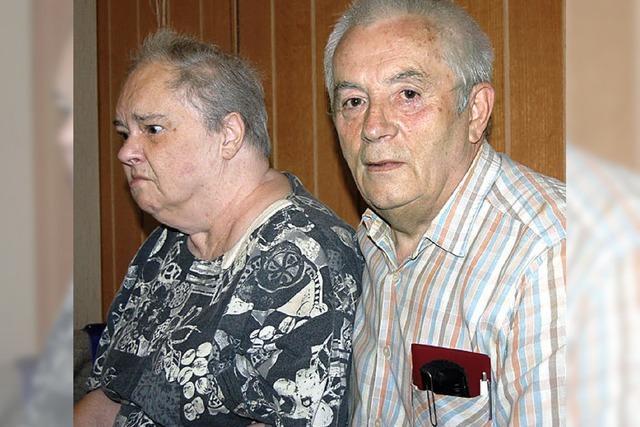 Stolz auf 50 Jahre Ehe