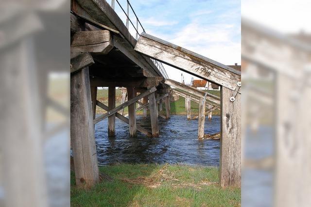 Elzbrücke wird rasch saniert