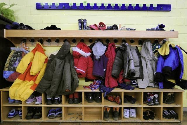 Kinderbetreuung: Ganztagsplätze sind stark gefragt