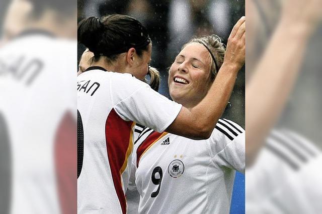 U-20-Frauen greifen nach dem Titel