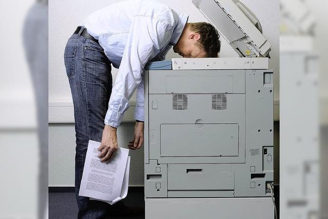 Gesund durchs Arbeitsleben