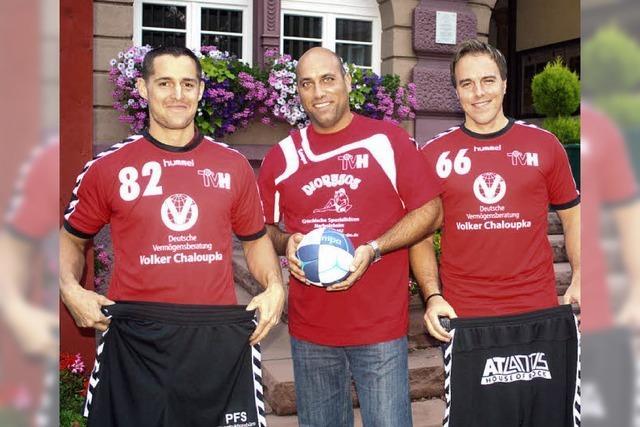 Handballer frisch gestärkt in die neue Saison