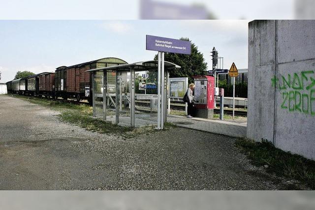 Neugestaltung des Vorplatzes beim SWEG-Bahnhof wird teurer