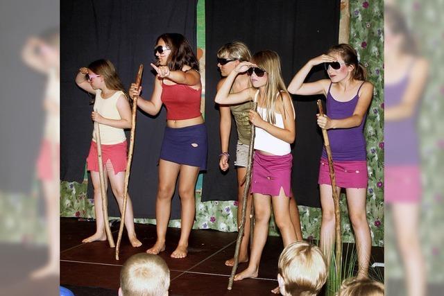 Verstoßene Inselkinder