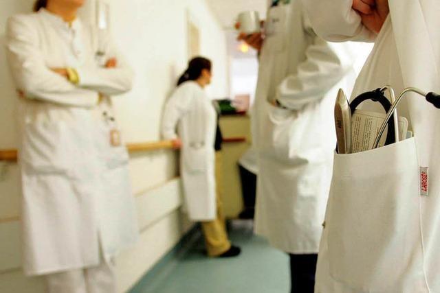 Ärzte im Südwesten klagen über sinkende Honorare