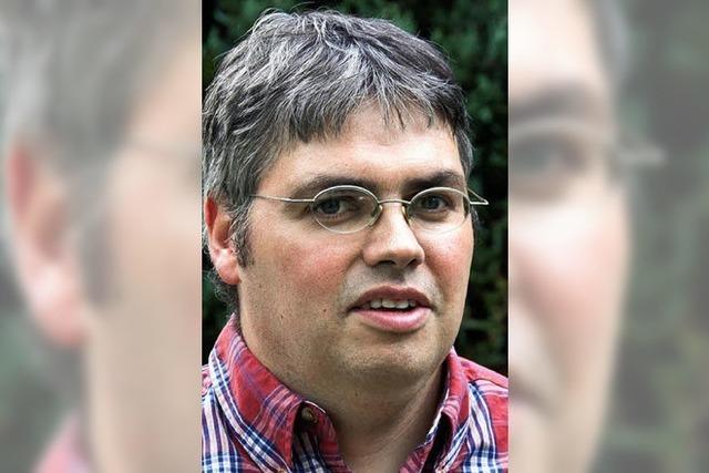 Alexander Huber ist neuer Redaktionsleiter in Bad Krozingen
