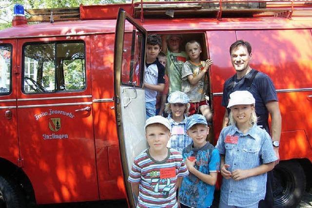 Kinderferienprogramm als Bürgerinitiative