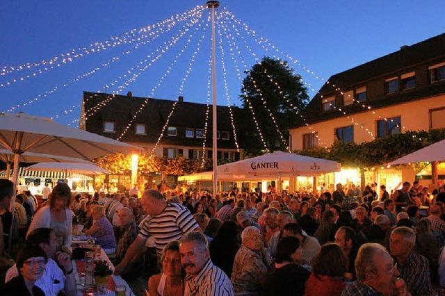 Für Neuenburg kehrt der Sommer gerade rechtzeitig zurück