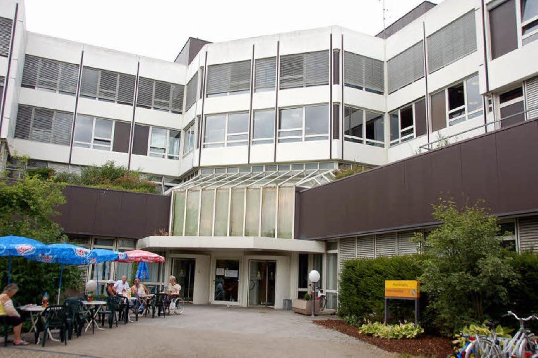 6000 Patienten hat das Bad Säckinger Krankenhaus derzeit jährlich.  | Foto: axel kremp