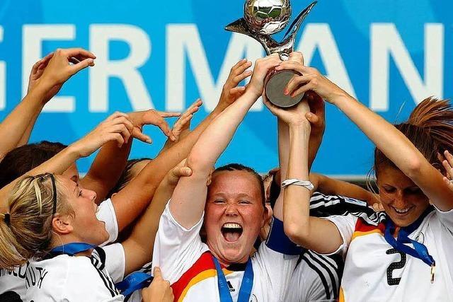 WM-Titel für Deutschland:
