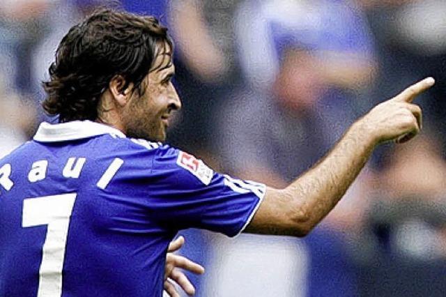 Raúl erobert die Herzen im Sturm