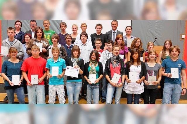 Geschwister-Scholl-Preis Waldkirch