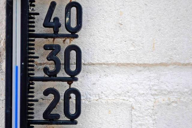 Der Juli bringt Hitze und Rekordnässe
