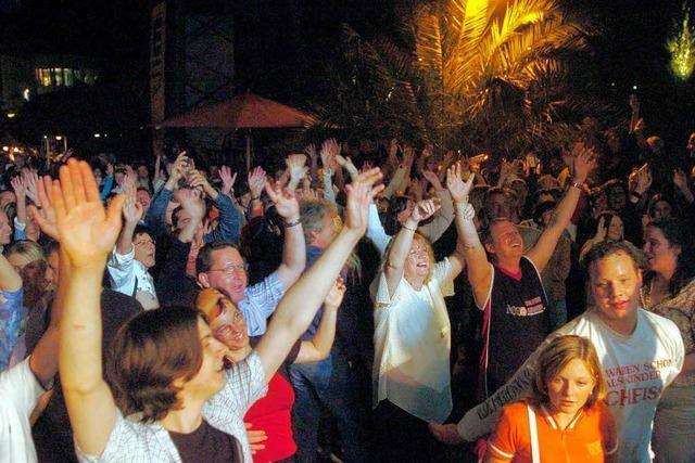 Schutterstrand-Party steigt am Samstag