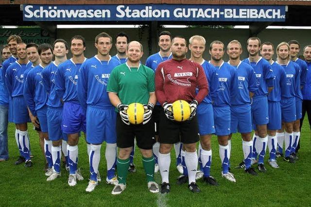 SC Gutach-Bleibach will unter die ersten fünf kommen