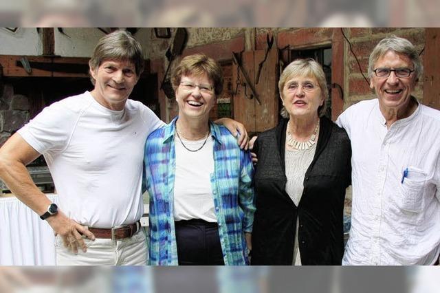 Abschied von vier Lehrern