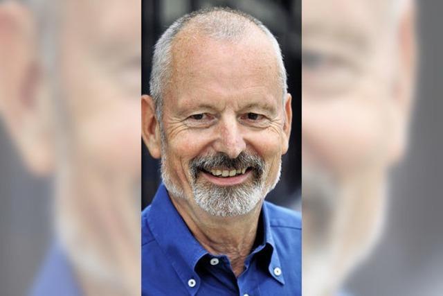 Ein Bart- und Jeansträger ohne Autoritätsprobleme