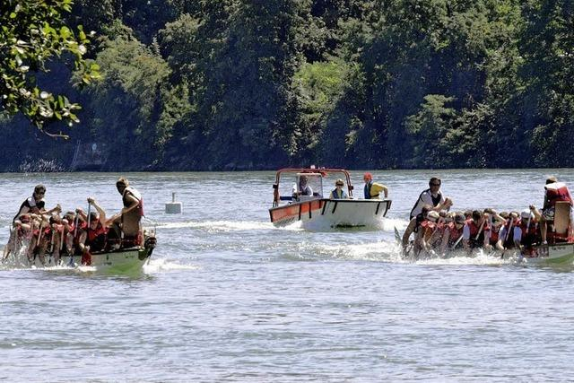 Den Rhein in der Freizeit nutzen