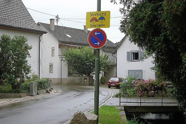 Kritik an Parkverbot