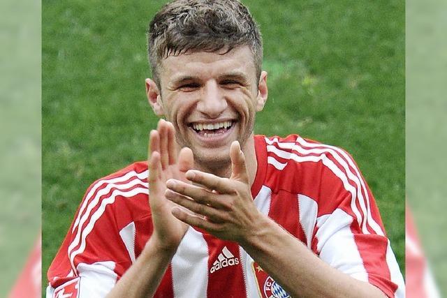 Müller vor der Vertragsverlängerung