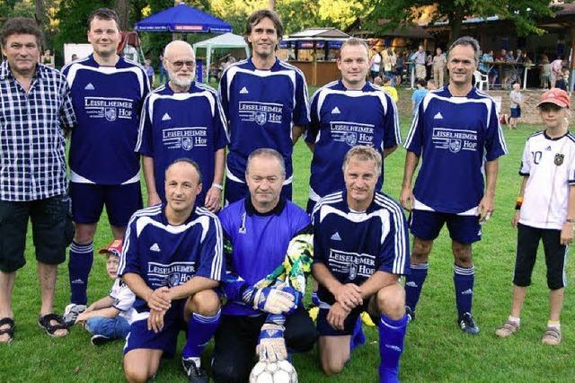 Der SV Jechtingen braucht neue Vereinspokale
