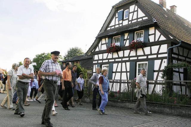 Zeitreise durch das große Dorf