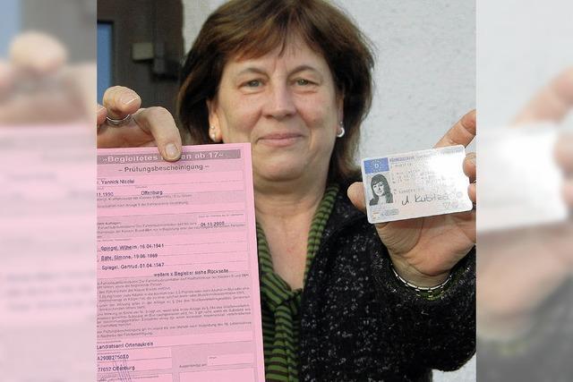 Gute Erfahrungen mit dem Führerschein ab 17