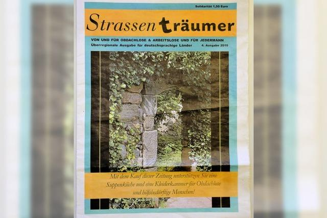 Falsche Straßenzeitung zockt Käufer ab