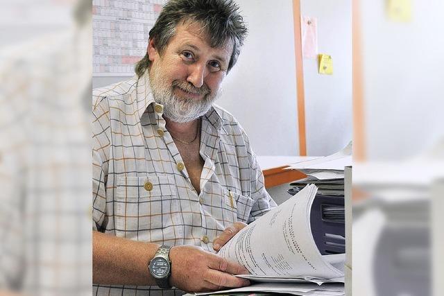 Peter Wack geht nach 30 Jahren ganz