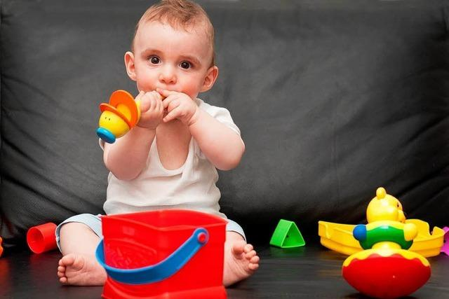 Gift im Spielzeug - Koalition will Kinder besser schützen