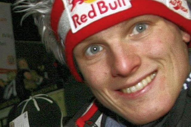 Martin Schmitt springt