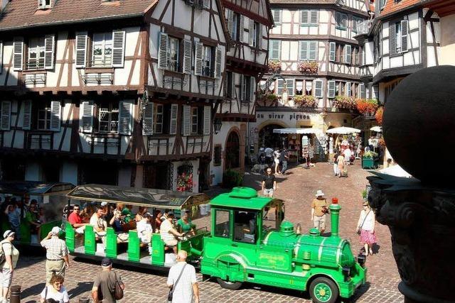 Colmar stoppt Touristenzug – Anbieter ignoriert Verbot
