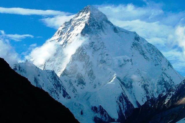Drama am K2:Kaltenbrunner-Begleiter stürzt in den Tod
