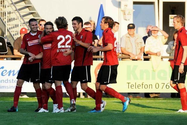 SC Freiburg dominiert 1860 München und siegt mit 2:0