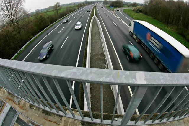Viele Autobahnbrücken in kritischem Zustand