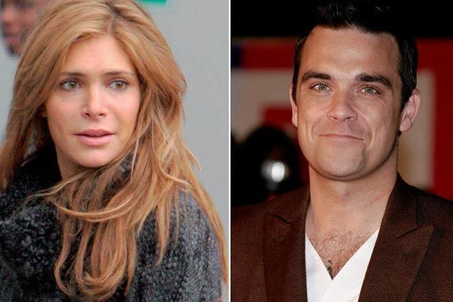 Robbie Williams hat seine Verlobte Ayda Field geheiratet