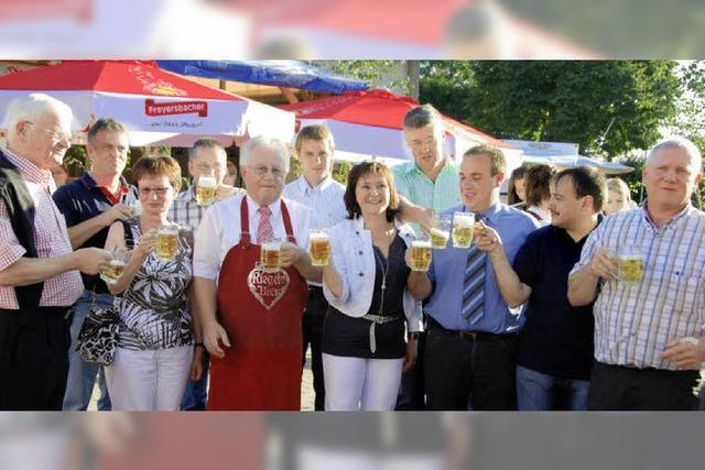 Forchheim in Feststimmung