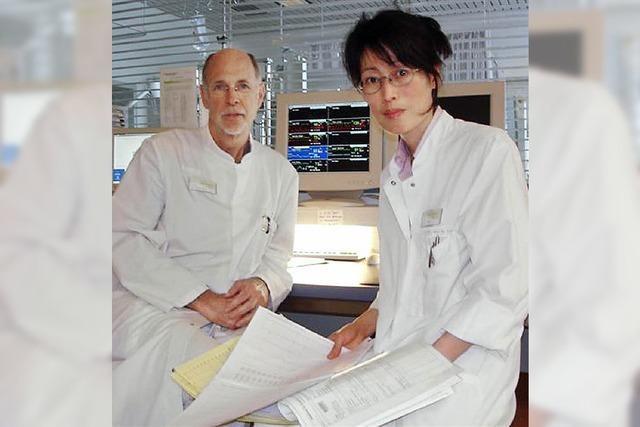 Kardiologie in spezieller Abteilung