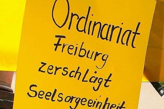 Seelbacher St. Franziskus-Gemeinde plant Demonstration