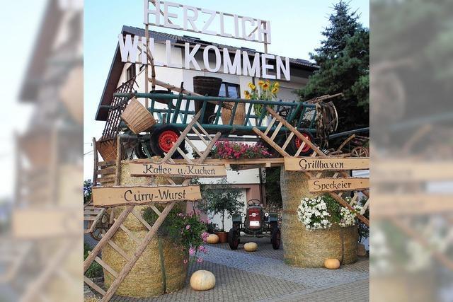 Schnapsfest: Wenn Nesselried brennt, steht das Dorf zusammen